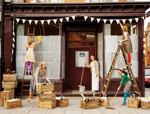 Selvedge Store Grand Opening: London!