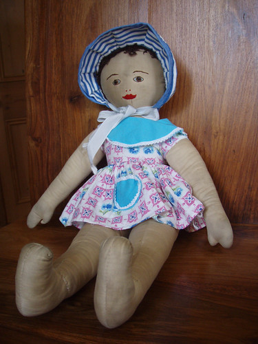 old doll - 1