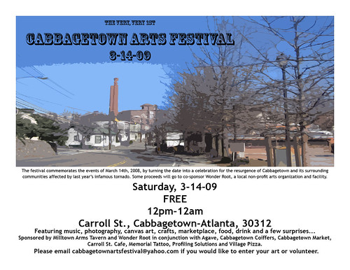 CABBAGETOWN ARTS FESTIVAL