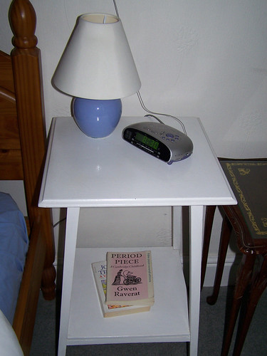 Books in my room, Cambridge, England