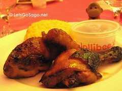 Jollibee Chicken Barbecue