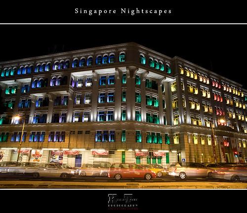 Singapore Nightscapes #3