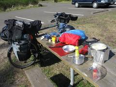 Cooking Setup
