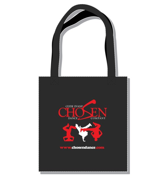 Chosen Dance Company Tote Bag