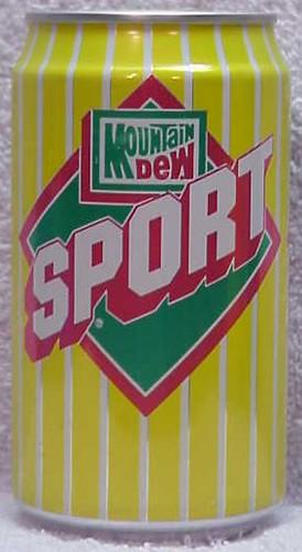 Mt Dew Sport