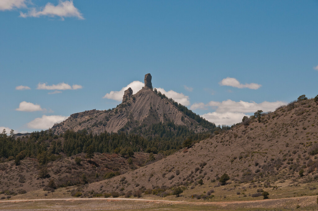 Chimney Rock, Colorado