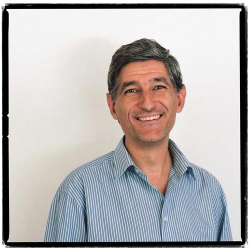 """José Luis Garcia es responsable  del Proyecto """"Renovables 100%"""" de Greenpeace."""