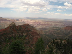 Vista Encantada, North Rim, Grand Canyon National Park (4) by Ken Lund