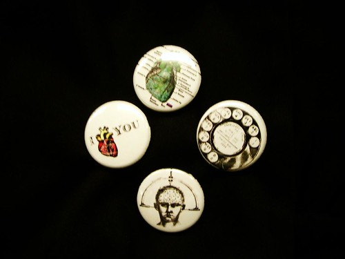Very cool badges