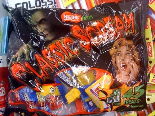 Classic Scream candy