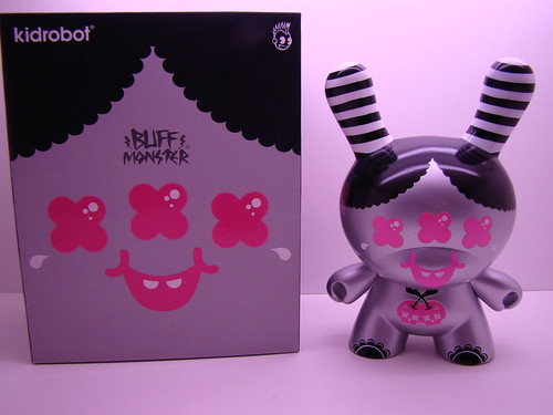 buff monster 8 inch Dunny