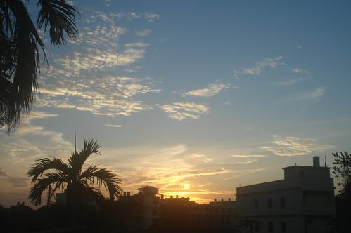 黃昏夕陽 3