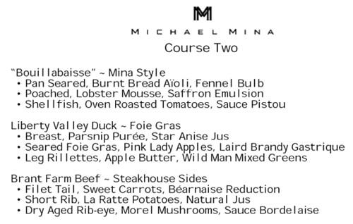 Course Two at Michael Mina, MyLastBite.com