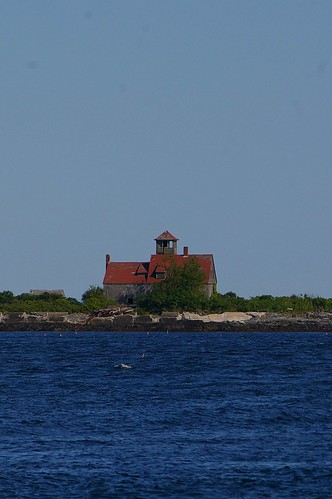 Wood Island Lifesaving Station