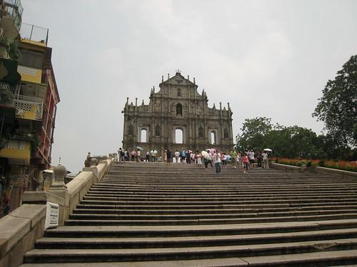 Ruin of St. Pauls