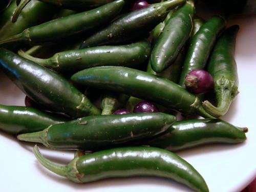 fresh chiles