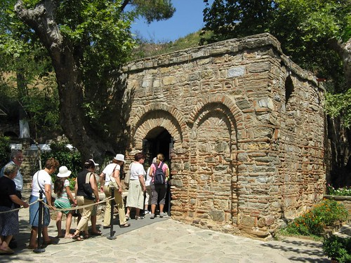 Meryemana, Casa da Virgem Maria em Éfeso, Turquia