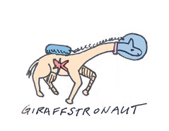 giraffstronaut