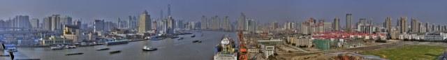 Huangpu Panorama.