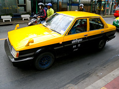Beware of These Taxis