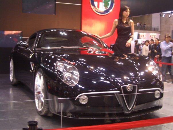 Alpha Romeo 8C Competizione