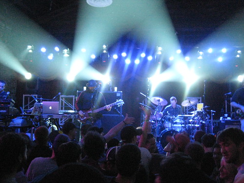 The Disco Biscuits @ Brooklyn Bowl, 10/11/09
