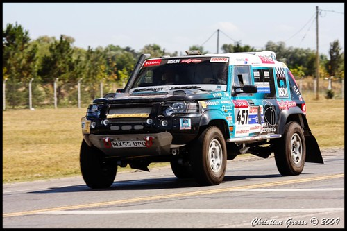 """Dakar 2009 Argentina / Chile • <a style=""""font-size:0.8em;"""" href=""""http://www.flickr.com/photos/20681585@N05/3184082010/"""" target=""""_blank"""">View on Flickr</a>"""