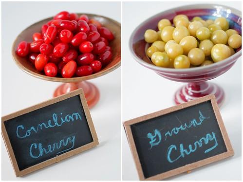 Alternative Cherries