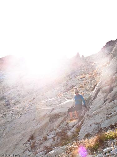 Hyas Cliffs