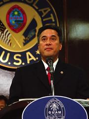 Governor Felix Camacho