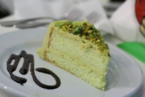 Avocado Cake at Lia's Cakes