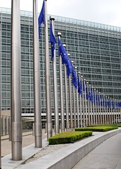 European Commission in Bruxelles Brussels