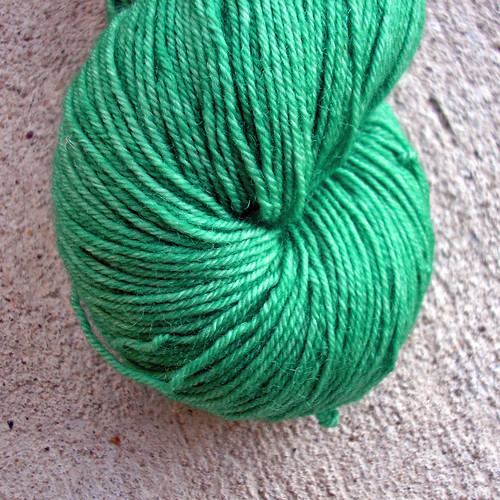 Tsock Holiday Yarn Leaves of Grass (1)