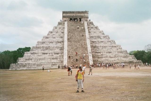 México '05 (12 días). Visitar, qué ver y qué hacer. Guía, información, opinión y review. Índices y contenidos.