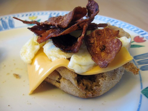 "Homemade ""McMuffin"" #1"