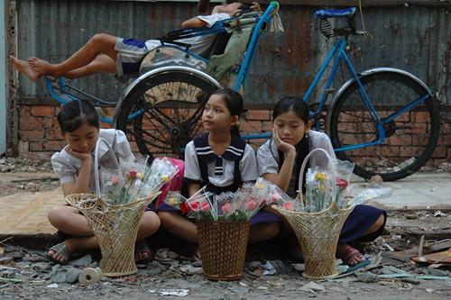 Cinco días en Saigón (2) por ti.