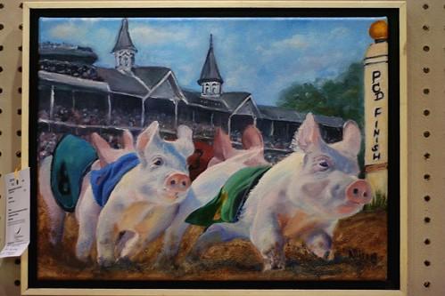 Kentucky State Fair: Exhibits