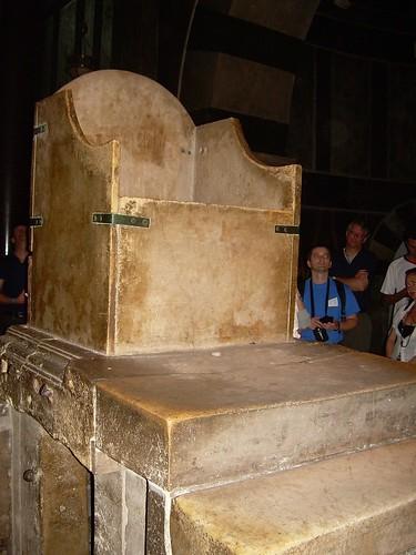 Trono de Carlomagno