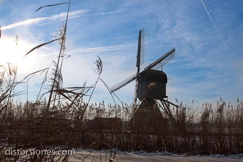 De Blokweerse molen