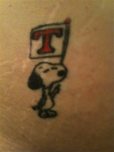 snoopy. tattoo. Miscellaneous (Set)