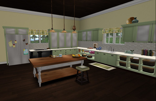 The Loft - Kitchen