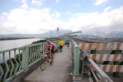 Danshui Bike Ride