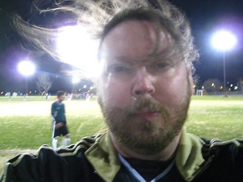 0805 Selfie at Soccer