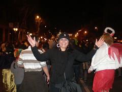 Brasileiros... marginais do desfile