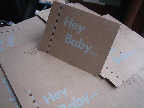 Hey Baby...