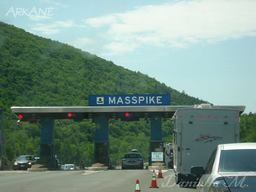 Toll Booth!