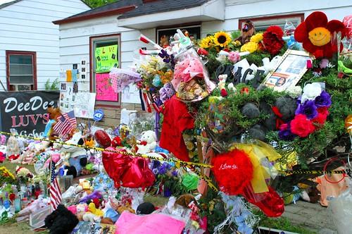 Michael Jackson Memorial 10