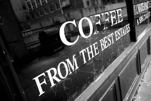 Coffee from the finest estates
