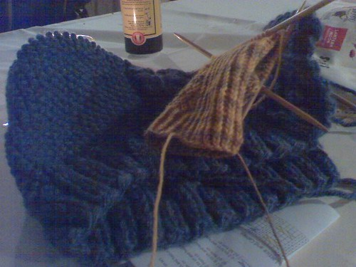 party knitting