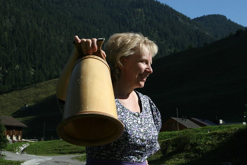 Alphorn Elisabeth Steg